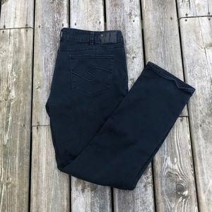 Silver Suki Slim jeans